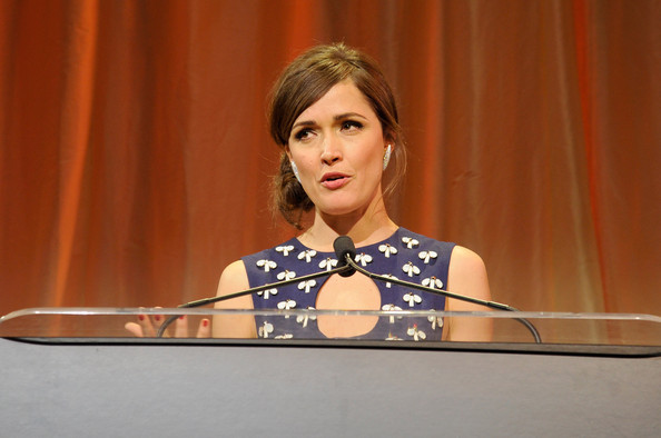 2013 G'Day USA Los Angeles Black Tie Gala - Inside [excellence in film and television,spokesperson,speech,public speaking,talent show,rose byrne,honoree,award,los angeles,usa,l.a. live,california,jw marriott,black tie gala]