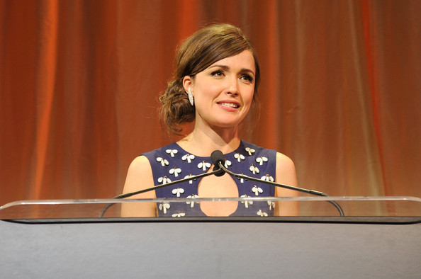 2013 G'Day USA Los Angeles Black Tie Gala - Inside [excellence in film and television,spokesperson,speech,talent show,public speaking,rose byrne,honoree,award,los angeles,usa,l.a. live,california,jw marriott,black tie gala]