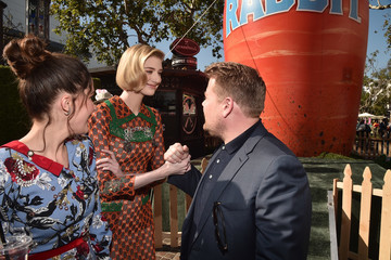 Rose Byrne Premiere of Columbia Pictures' 'Peter Rabbit' - Pre-Party