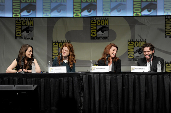 """HBO's """"Game Of Thrones"""" Panel - Comic-Con International 2012"""