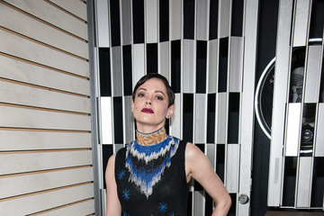 Rose McGowan DAZED and Red Bull Studios New York Opening of 'Scenario In the Shade'
