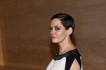 Rose McGowan amfAR Inspiration Los Angeles Dinner