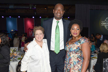 Rose  Mutombo UNICEF's Evening for Children First in Atlanta