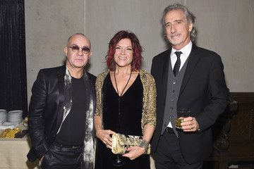 Roseanne Cash Elton John AIDS Foundation Commemorates Its 25th Year and Honors Founder Sir Elton John During New York Fall Gala - Arrivals