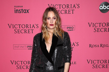 Rosie Fortescue 2018 Victoria's Secret Fashion Show in New York - After Party Arrivals