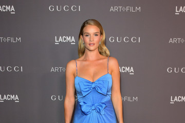 Rosie Huntington-Whiteley 2017 LACMA Art + Film Gala Honoring Mark Bradford and George Lucas Presented by Gucci - Red Carpet
