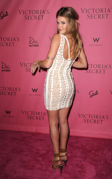 "Rosie Huntington-Whiteley - 5th Annual ""What Is Sexy?"" List: Bombshell Edition Pink Carpet Event"
