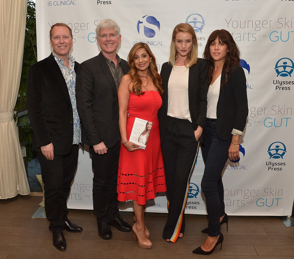 'Younger Skin Starts in the Gut' Book Launch & Cocktail Party