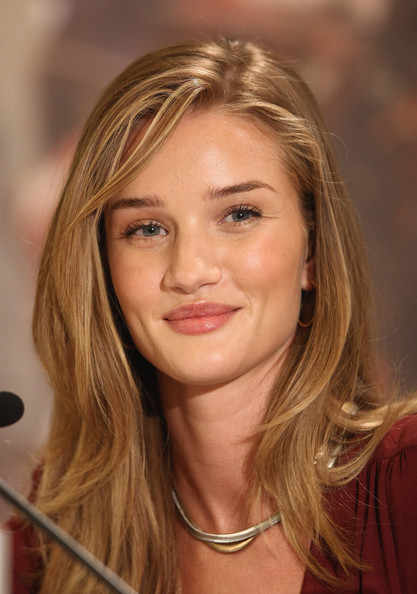 "Rosie Huntington-Whiteley Actress Rosie Huntington-Whiteley attends the ""Transformers 3"" press conference at the Ritz-Carlton Hotel on June 25, 2011 in Berlin, Germany."