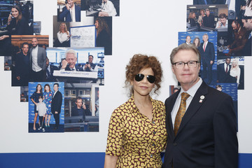 Rosie Perez Annual Charity Day Hosted By Cantor Fitzgerald, BGC, And GFI - Cantor Fitzgerald Office - Arrivals