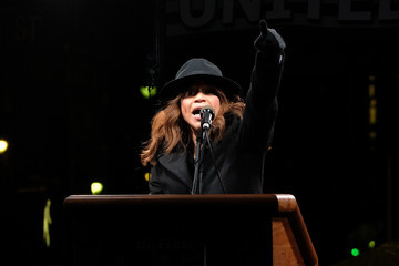 Rosie Perez We Stand United NYC Rally