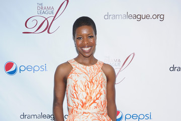 Roslyn Ruff Arrivals at the Drama League Awards Ceremony