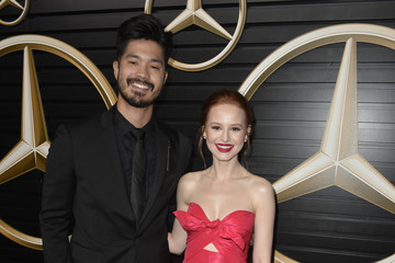 Ross Butler 2020 Mercedes-Benz Annual Academy Viewing Party