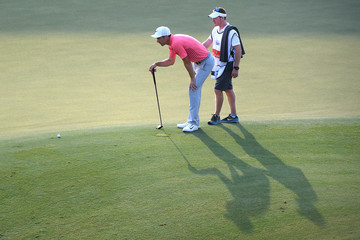 Ross Fisher DP World Tour Championship - Day One