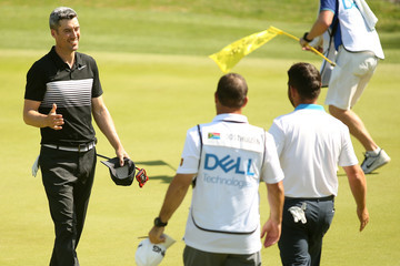 Ross Fisher World Golf Championships-Dell Match Play - Round Three