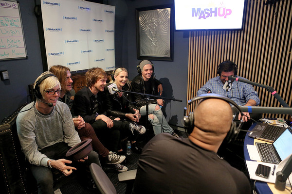 Ross Lynch - The Morning Mash Up Broadcast