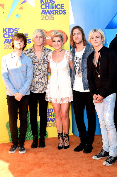 Ross Lynch - Nickelodeon's 28th Annual Kids' Choice Awards - Arrivals