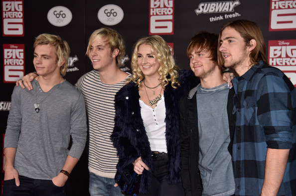 "Ross Lynch - Premiere Of Disney's ""Big Hero 6"" - Arrivals"