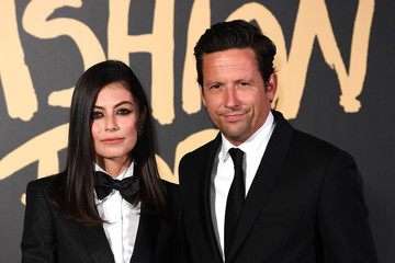 Ross McCall Red Carpet Arrivals - Fashion For Relief London 2019
