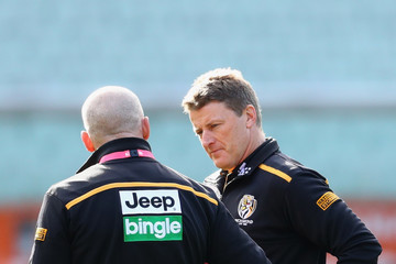 Ross Smith AFL Rd 14 - Richmond v Brisbane