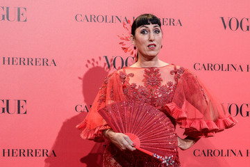 Rossy De Palma Vogue 30th Anniversary Party In Madrid