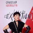 Rossy De Palma Christian Louboutin Presents During - Paris Fashion Week Womenswear Fall/Winter 2020/2021 - Exhibition Opening 'L'Exhibition[niste]'