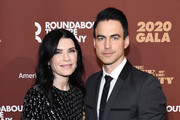 Julianna Margulies and Keith Lieberthal attend the Roundabout Theater's 2020 Gala at The Ziegfeld Ballroom on March 02, 2020 in New York City.