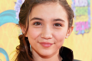 Rowan Blanchard Nickelodeon's 27th Annual Kids' Choice Awards - Red Carpet