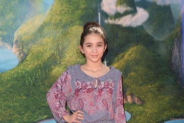"Rowan Blanchard Premiere Of DisneyToon Studios' ""The Pirate Fairy"" - Arrivals"