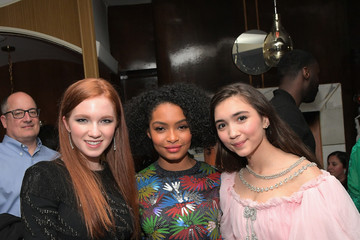 Rowan Blanchard Vanity Fair and L'Oreal Paris Toast to Young Hollywood, Hosted by Dakota Johnson and Krista Smith