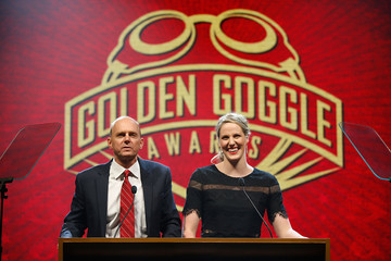 Rowdy Gaines 2015 Golden Goggle Awards
