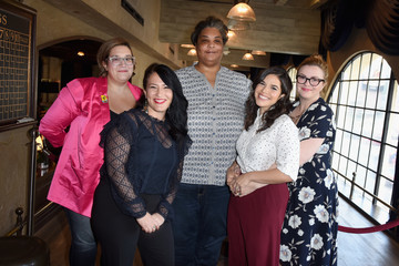 Roxane Gay Vulture Festival Presented by AT&T - Heineken Green Room - DAY 2