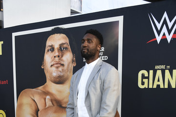 Roy Hibbert Premiere Of HBO's 'Andre The Giant' - Arrivals