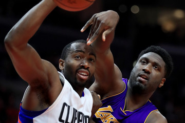 Roy Hibbert Los Angeles Lakers v Los Angeles Clippers