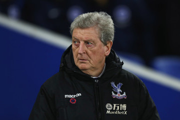 Roy Hodgson Brighton & Hove Albion v Crystal Palace - The Emirates FA Cup Third Round