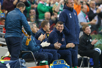 Roy Keane Republic of Ireland v Gibraltar - EURO 2016 Qualifier