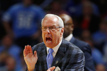 Roy Williams NCAA Basketball Tournament - Second Round - Greenville