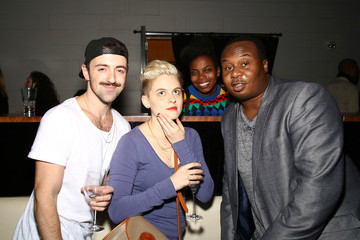 Roy Wood Guests Attend Comedy Central's New York Comedy Festival Kick-off Party Celebration with Entertainment Weekly