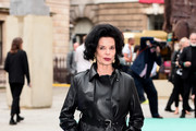Bianca Jagger attends the Royal Academy of Arts Summer exhibition preview at Royal Academy of Arts on June 04, 2019 in London, England.