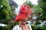 Designer Ilda Di Vico attends day four of Royal Ascot 2014 at Ascot Racecourse on June 20, 2014 in Ascot, England.
