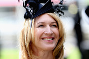 Steffi Graf attends day one of Royal Ascot at Ascot Racecourse on June 17, 2014 in Ascot, England.