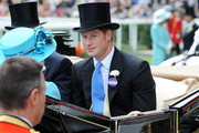Prince Harry attends Day 3 of Royal Ascot at Ascot Racecourse on June 19, 2014 in Ascot, England.