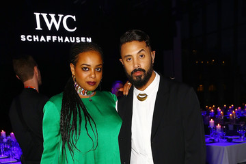 Rozan Ahmed IWC Schaffhausen Third Annual 'For The Love Of Cinema' Gala During Tribeca Film Festival - Inside