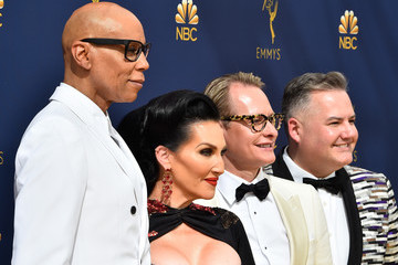 RuPaul Andre Charles 70th Emmy Awards - Arrivals