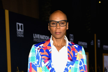 RuPaul Premiere Of Warner Bros. Pictures' 'A Star Is Born' - Red Carpet