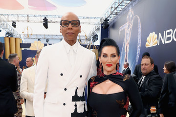RuPaul Michelle Visage IMDb LIVE After The Emmys 2018