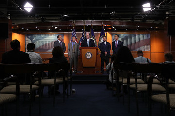 Ruben Gallego Military Veteran Members Of Congress Speak Out Against President Trump's Statements During Summit With Putin In Helsinki