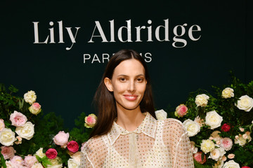 Ruby Aldridge Lily Aldridge Parfums Launch Event