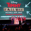 """Ruby Matenko Premiere of Disney's """"Timmy Failure: Mistakes Were Made"""""""
