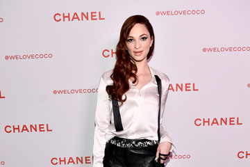 Ruby Modine Chanel Party to Celebrate the Chanel Beauty House and @WELOVECOCO